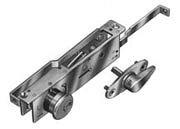 Aluminum Door Lock