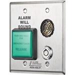 Alarm Controls - DE13SEC