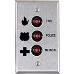 Alarm Controls - RP46PFM