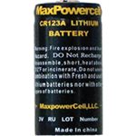 Max Power Cell - CR123A