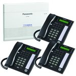 Panasonic Telephone - KXTA824PK
