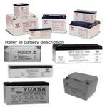 Yuasa Battery - NP1212FR