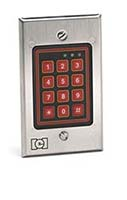 Stainless Outdoor Keypad